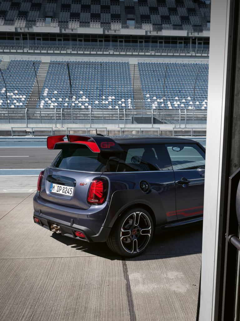 MINI John Cooper Works GP – special edition – 306 PS