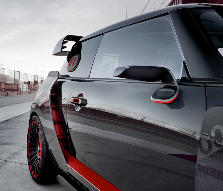 MINI John Cooper Works GP Concept – side view